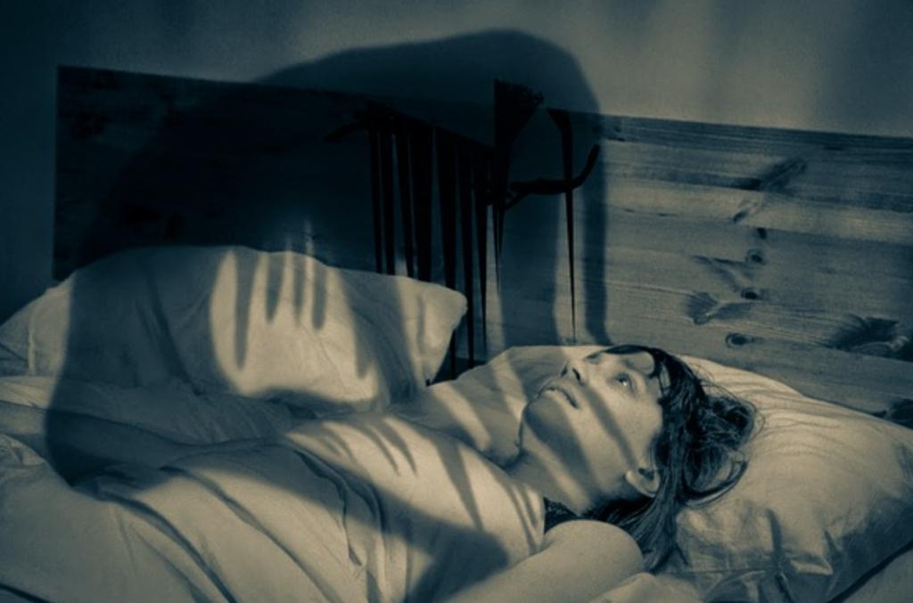 Как сделать чтобы приснился сонный паралич сна