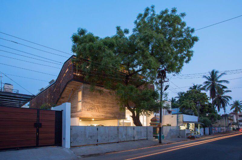 Архитектурно-дизайнерская студия, Ченнай, Индия
