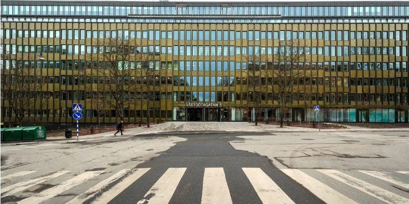 Västgötagatan 5, Стокгольм, Швеция